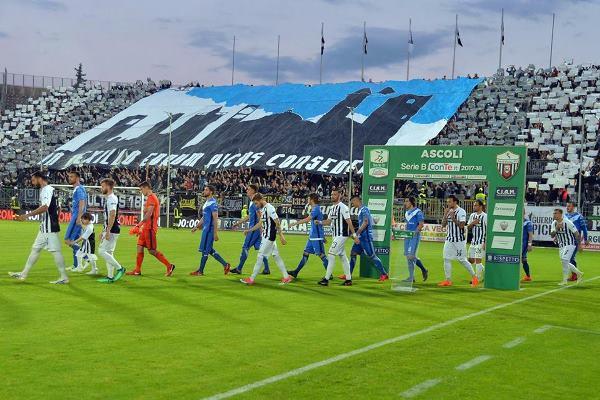 Trực tiếp kết quả Ascoli vs Entella, 01h30 ngày 1/6