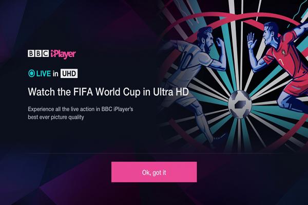 Bản quyền World Cup 2018 được phát sóng trên VR và 4K HDR