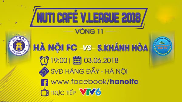 Nhận định bóng đá Hà Nội FC vs Sanna Khánh Hòa, 19h00 ngày 3/6