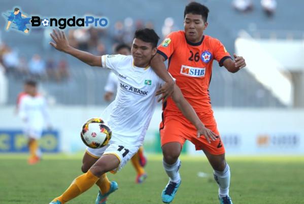 Trực tiếp kết quả vòng 11 V.League 2018 ngày 3/6: SHB Đà Nẵng vs SLNA
