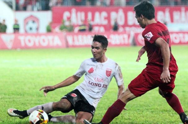 Trực tiếp kết quả vòng 6 giải Hạng nhất hôm nay 1/6: Hà Nội B vs Bình Định