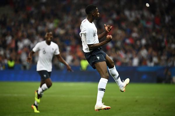Kết quả bóng đá giao hữu hôm nay 2/6: Pháp 3-1 Italia