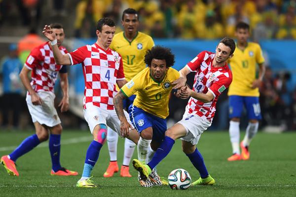 Lịch thi đấu bóng đá giao hữu hôm nay 3/6: Brazil vs Croatia