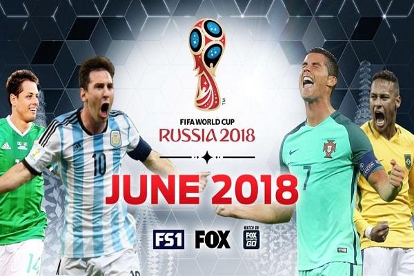 Tin bóng đá tối 3/6: Việt Nam chưa có bản quyền World Cup 2018, HAGL và TP.HCM chia điểm kịch tính