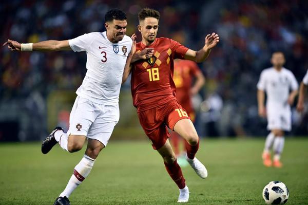 Kết quả Bỉ 0-0 Bồ Đào Nha: Quỷ đỏ bất lực trước Bồ Đào Nha-không-Ronaldo