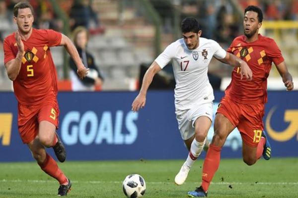 Kết quả bóng đá giao hữu hôm nay 3/6: Bỉ 0-0 Bồ Đào Nha