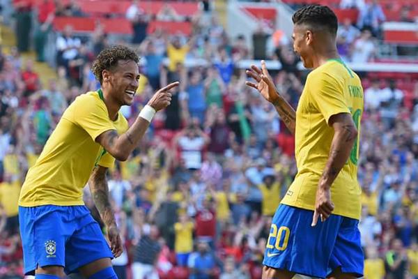 Kết quả Brazil 2-0 Croatia: Neymar trở lại và lợi hại như xưa