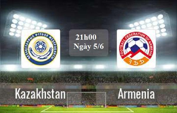 Nhận định Kazakhstan vs Azerbaijan, 21h00 ngày 05/06