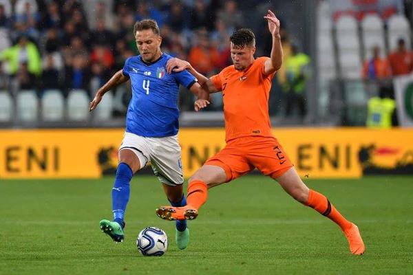 Kết quả bóng đá giao hữu hôm nay 6/5: Italia 1-1 Hà Lan