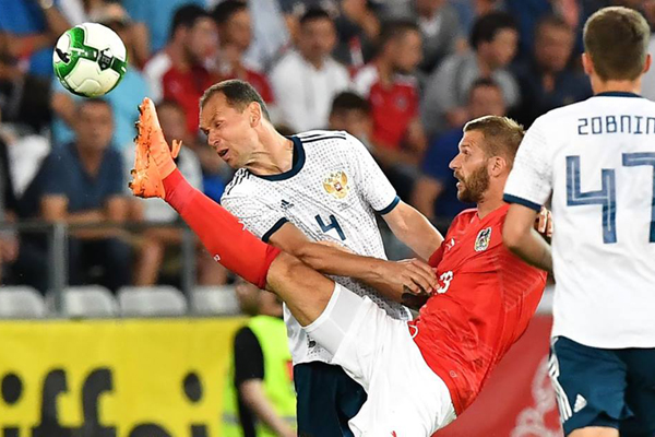 Lịch thi đấu bóng đá giao hữu hôm nay 5/6: Nga vs Thổ Nhĩ Kỳ