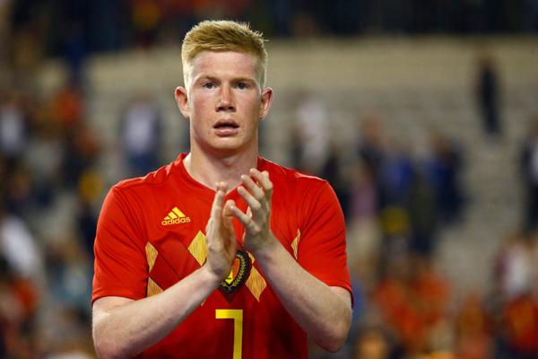 Lịch thi đấu bóng đá hôm nay 6/6: Bỉ vs Ai Cập