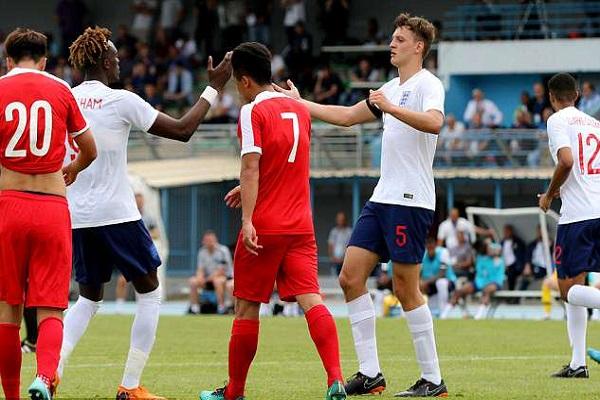 Trực tiếp U21 Trung Quốc vs U19 Bồ Đào Nha (21h, 5/6)