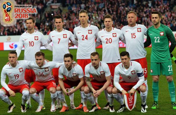 Danh sách chính thức ĐT Ba Lan dự World Cup 2018: Lewandowski dẫn đầu 'Đại bàng trắng'
