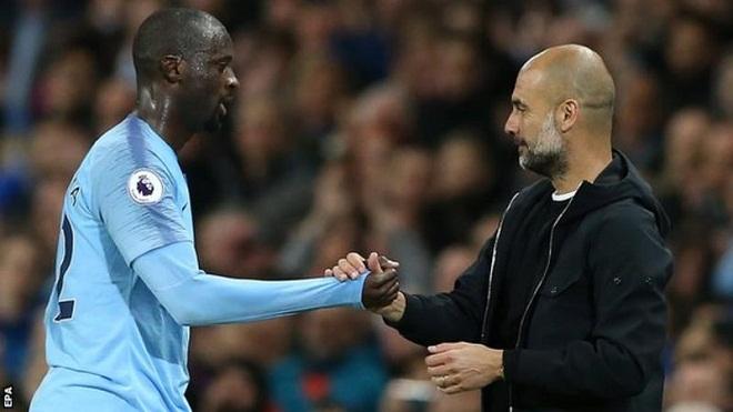 Rời Man City, Yaya Toure gọi Pep Guardiola là gã đạo đức giả