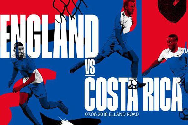 Lịch giao hữu trước World Cup 2018 hôm nay 7/6: Anh vs Costa Rica