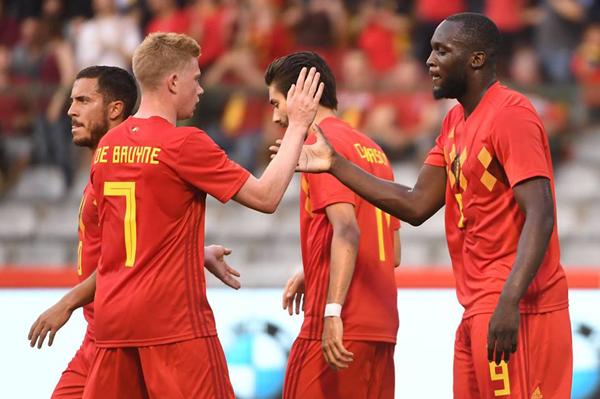 Kết quả bóng đá hôm nay 7/6: Bỉ 3-0 Ai Cập