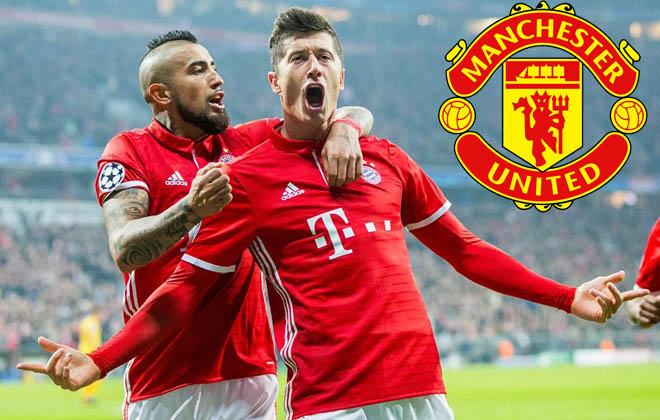Tin chuyển nhượng tối nay 8/6: MU nhắm tiền đạo khủng của Bayern, Conte từ chối Real