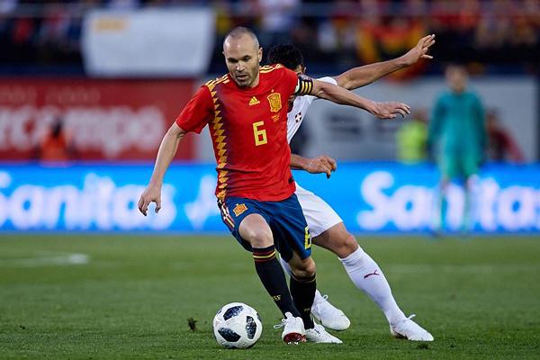 Dự đoán bóng đá Tây Ban Nha vs Tunisia, 1h45 ngày 10/6