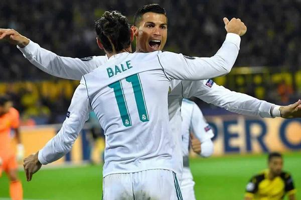 MU từ bỏ Ronaldo, phá kỷ lục chuyển nhượng vì Bale?
