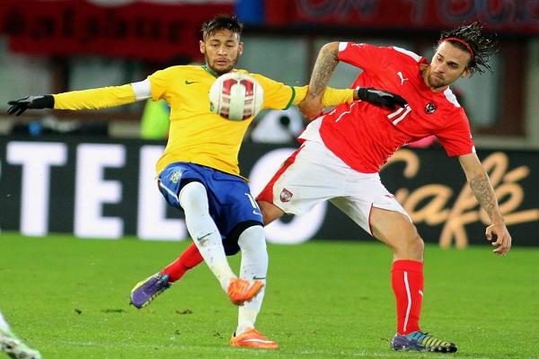 Nhận định Áo vs Brazil, 21h00 ngày 10/6 (Giao hữu)