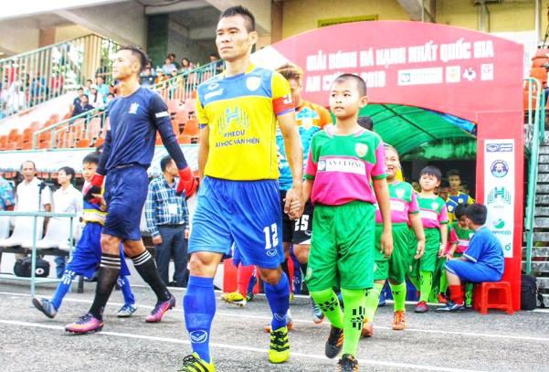 Trực tiếp kết quả vòng 7 giải Hạng nhất hôm nay 9/6: Hà Nội B vs Đồng Tháp