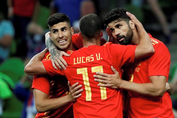 Kết quả bóng đá hôm nay (10/6): Tunisia 0-1 Tây Ban Nha