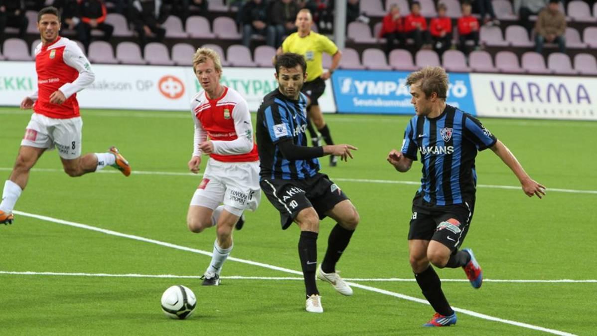Nhận định bóng đá Inter Turku vs PS Kemi, 22h30 ngày 12/6