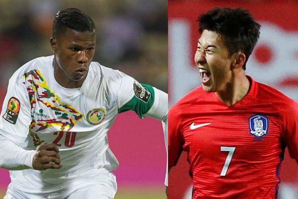 Lịch giao hữu trước World Cup 2018 hôm nay (11/6): Senegal vs Hàn Quốc