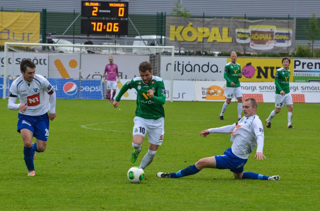 Nhận định bóng đá Keflavik vs KR Reykjavik, 02h15 ngày 15/6