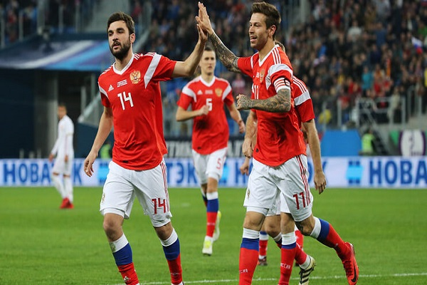Nhận định Nga vs Saudi Arabia, 22h00 ngày 14/6 (World Cup 2018)