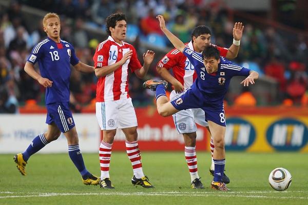 Nhận định Nhật Bản vs Paraguay, 20h05 ngày 12/6 (Giao hữu)