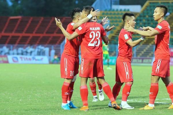Kết quả vòng 13 V-League 2018 hôm nay 12/6: TP.HCM vs Bình Dương