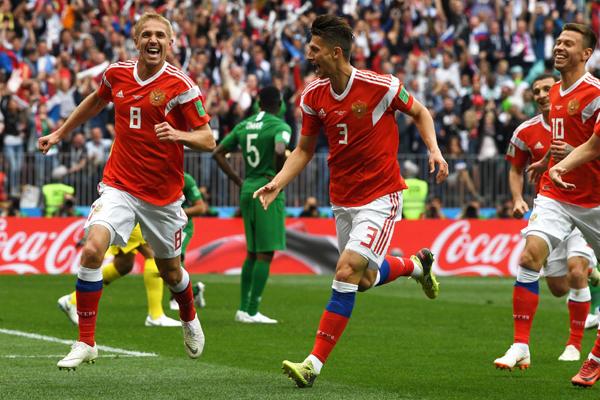 Kết quả bảng A World Cup 2018: Ai Cập 0-1 Uruguay