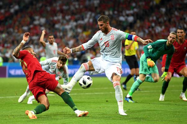 Kết quả bảng B World Cup 2018: Bồ Đào Nha 3-3 Tây Ban Nha