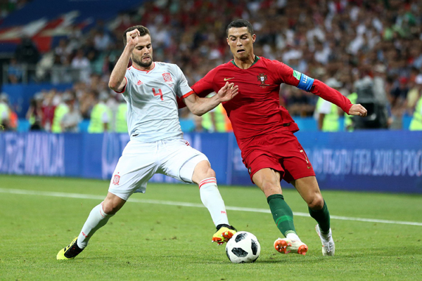 Kết quả bóng đá hôm nay 16/6: Bồ Đào Nha 3-3 Tây Ban Nha