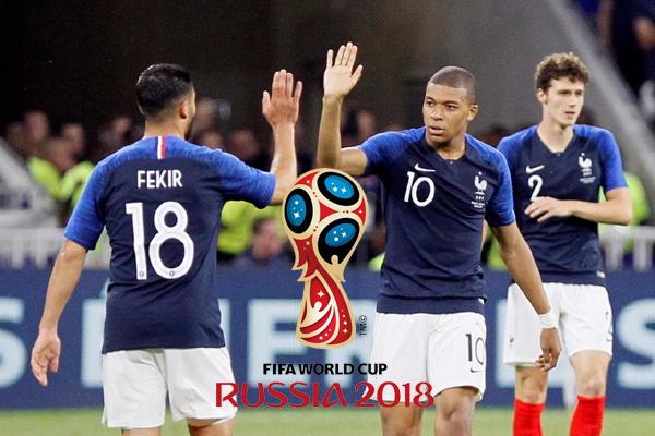 Lịch World Cup hôm nay (16/6): Pháp vs Úc