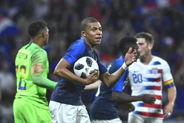 Xem bảng C World Cup trực tuyến hôm nay 16/6: Pháp vs Úc