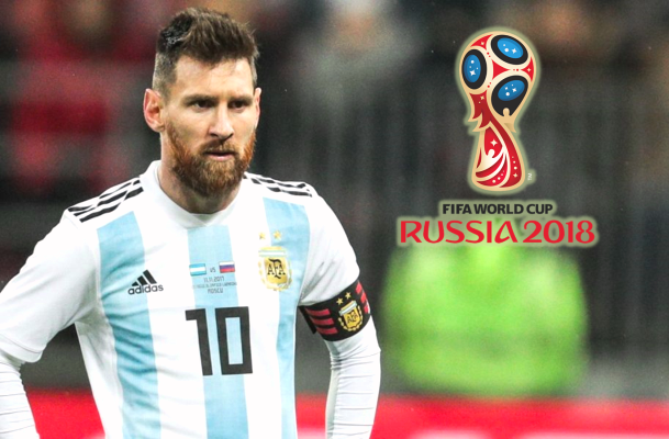 Tường thuật Argentina vs Iceland (Bảng D, World Cup 2018)