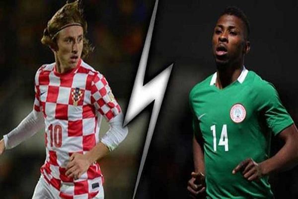Xem bóng đá World Cup hôm nay 16/6: Croatia vs Nigeria
