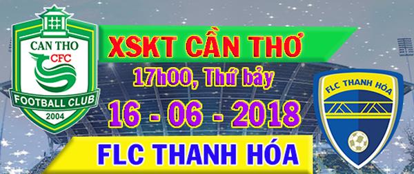 Nhận định bóng đá XSKT Cần Thơ vs FLC Thanh Hóa, 17h ngày 16/6
