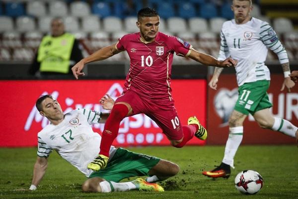 Trực tiếp kết quả Costa Rica vs Serbia, 19h ngày 17/6