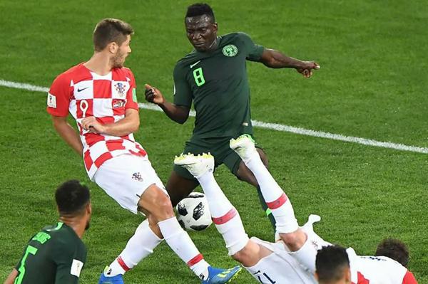 Kết quả Croatia 2-0 Nigeria: Modric giúp Croatia xếp trên Argentina ở World Cup 2018