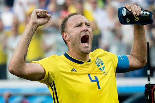 Kết quả Thụy Điển 1-0 Hàn Quốc: Công nghệ VAR lên tiếng, Thụy Điển có 3 điểm đầu tay