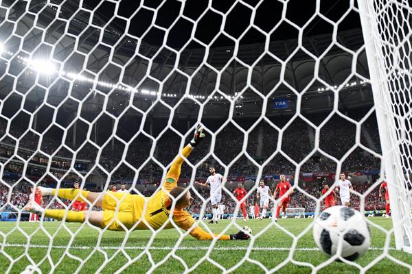 Bảng xếp hạng bảng G World Cup 2018: Anh xếp dưới Bỉ sau lượt trận đầu tiên