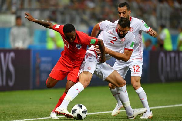 Kết quả bóng đá hôm nay (19/6): Anh 1-1 Tunisia
