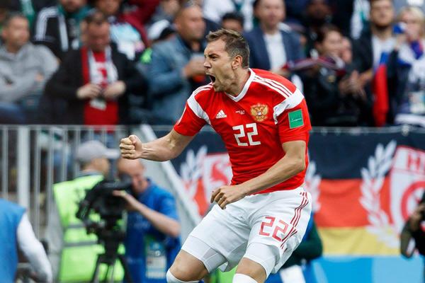 Nhận định dự đoán kết quả bảng A World Cup 2018 lượt 2: Nga vs Ai Cập
