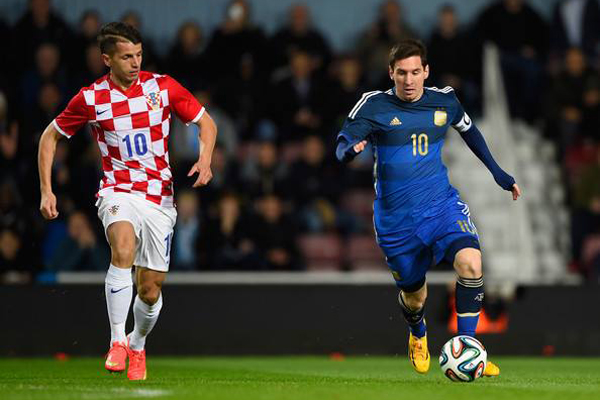 Nhận định bảng D World Cup 2018 lượt 2: Argentina vs Croatia
