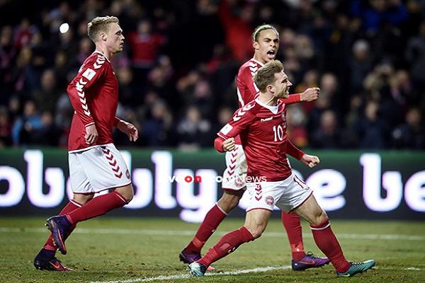 Nhận định Đan Mạch vs Úc, 19h00 ngày 21/6 (Bảng C World Cup 2018)