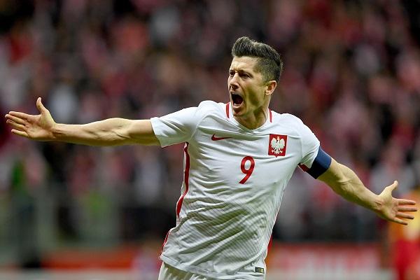 Trực tiếp bảng H World Cup 2018: Ba Lan vs Senegal