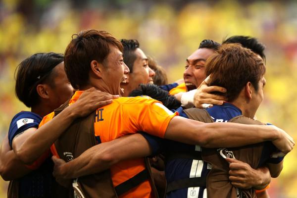 Bảng xếp hạng bảng H World Cup 2018: Nhật Bản và Senegal 'rủ nhau' dẫn đầu